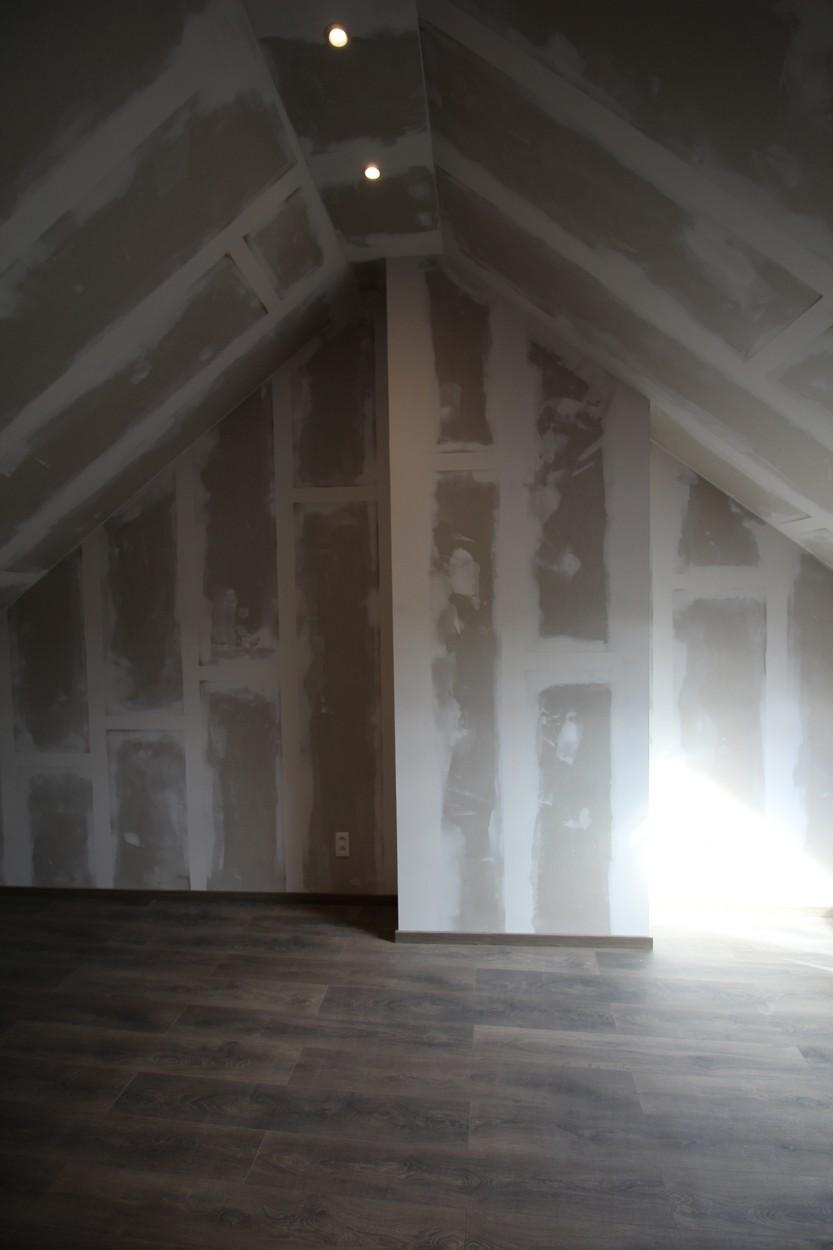 Zolder renovatie Dendermonde